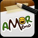 AMOR Memo icon