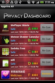 Antivirus for Android Screenshot 5