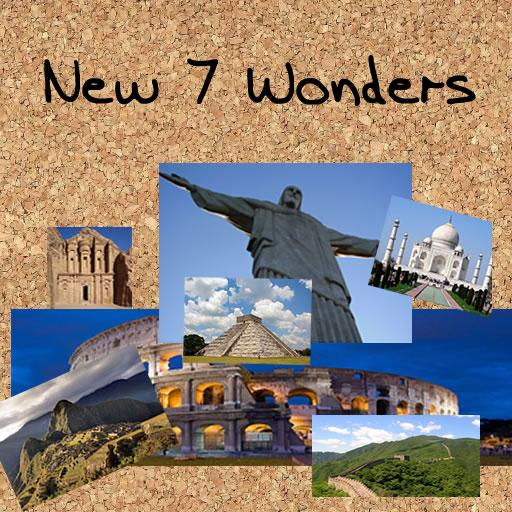 New 7 Wonders LOGO-APP點子