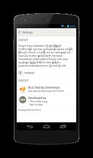 Yangon Buses- screenshot thumbnail