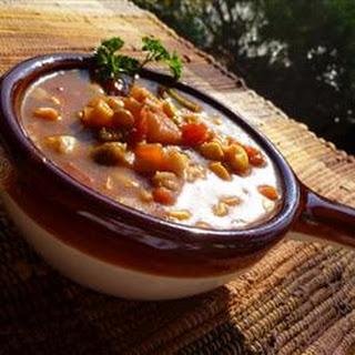 Vegetable Soup II