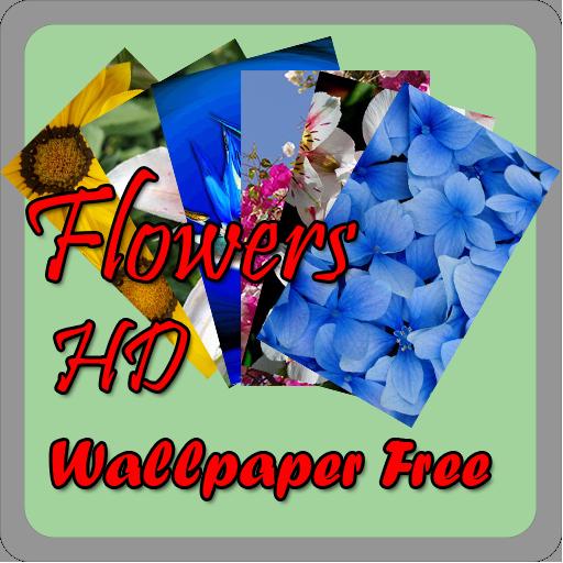 Flowers HD Wallpaper Free LOGO-APP點子