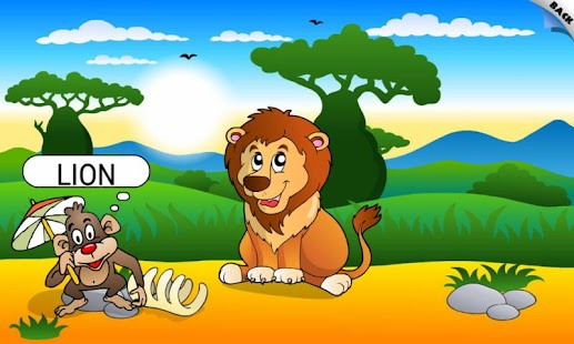 Kids & Toddler Puzzle: Animals- screenshot thumbnail