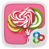 Lollipop GO Launcher Theme