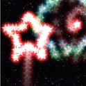 Neon Firework LWP Donate icon
