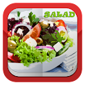 Salad Recipes FREE! icon