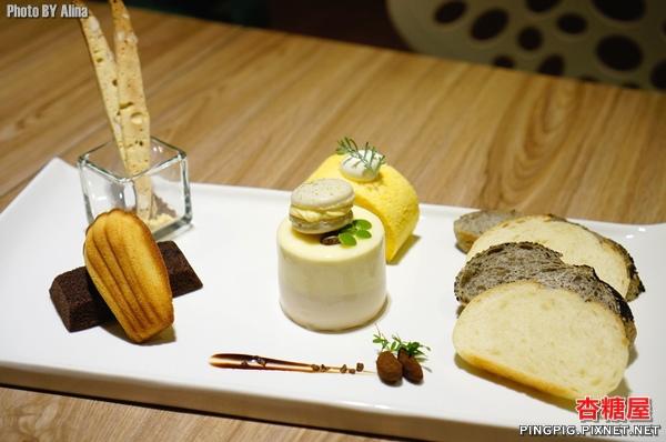 試吃 台北內湖 杏糖屋 - 別緻輕甜點 顛覆精緻糕點的味蕾口感