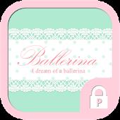 Ballerina diary Protector