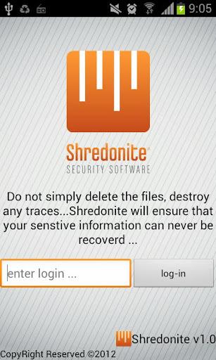 Shredonite