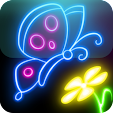 Glow Draw file APK for Gaming PC/PS3/PS4 Smart TV