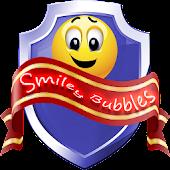 Smiley Bubbles Crash