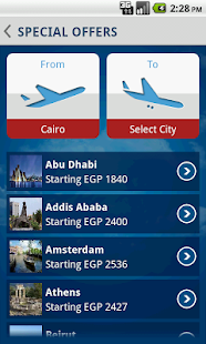EGYPTAIR- screenshot thumbnail