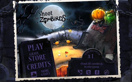 Shoot The Zombirds 1.14 app download 1