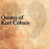 Quotes of Kurt Cobain