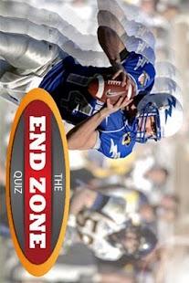 End Zone Quiz- screenshot thumbnail