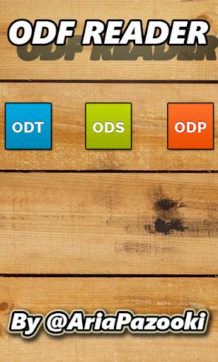 ODF Reader