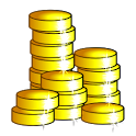 Cash Counter Widget icon