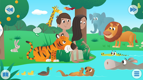 Bible for Kids - screenshot thumbnail