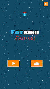 Fatbird Falling- screenshot thumbnail