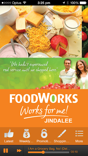 Foodworks Jindalee