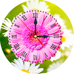 Daisy Clock Live Wallpaper.apk 1.7