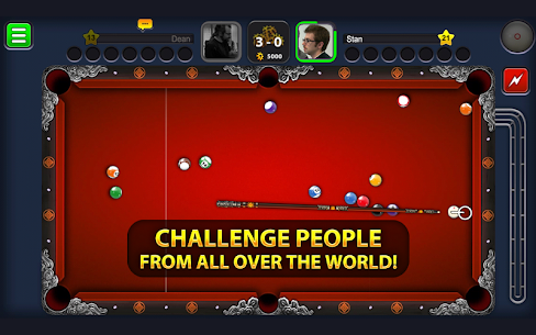 8 Ball Pool MOD 3.13.6 (Extended Stick Guideline) Apk 7