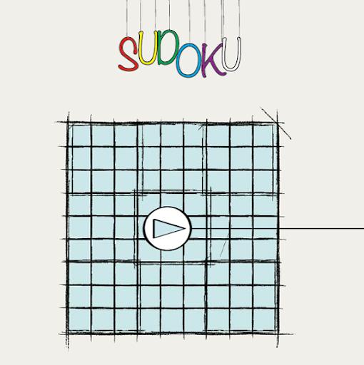 Sketchy Sudoku