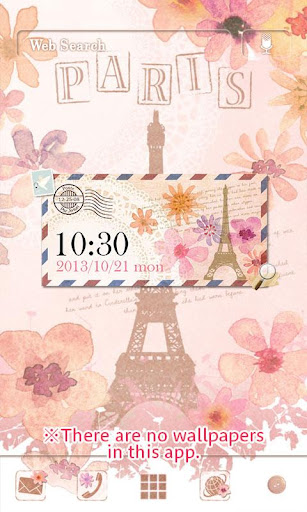 Cute Clock Widget 2 u3010FREEu3011 1.0.1 Windows u7528 7