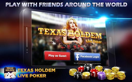 Texas Holdem - Live Poker