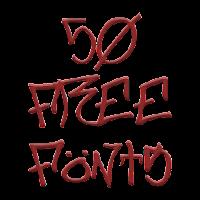 Fonts for FlipFont 50 #8 3.2.2