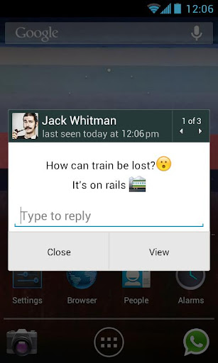 WhatsApp Messenger v2.10.748 APK