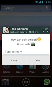 WhatsApp Messenger v6.30D