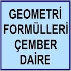 Geometri Formülleri Çember YGS icon
