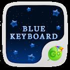 GO Keyboard Blue Night Theme icon