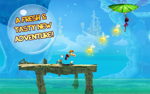 Rayman Fiesta Run screenshot 10