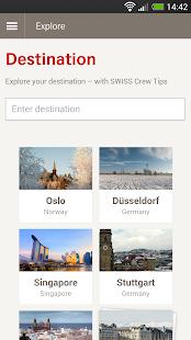 SWISS: miniatura de captura de pantalla