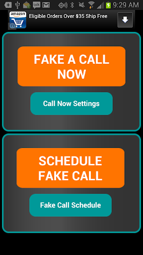 Fake-A-Call Free ™ on the App Store - iTunes - Apple