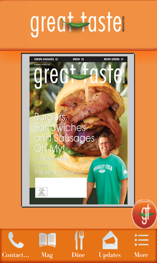 Great Taste Magazine