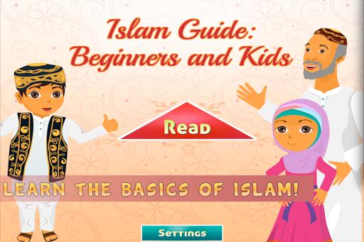 Islam Guide: Beginners Kids