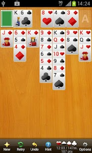 Solitaire Diamond Premium - screenshot thumbnail