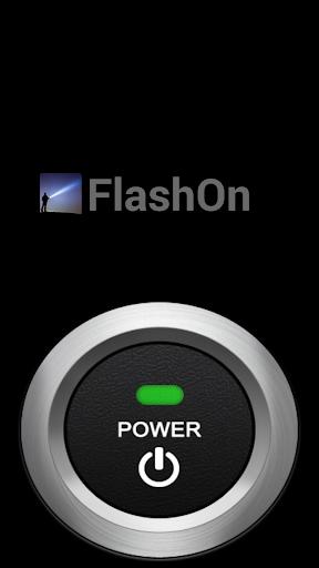 FlashOn Flashlight