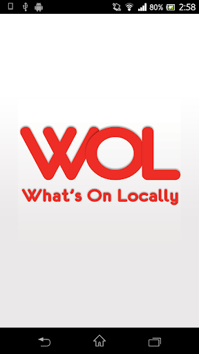 What's On Locally