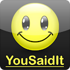 YouSaidIt icon