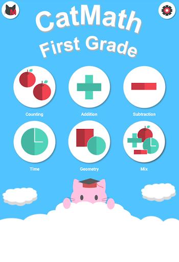CatMath First Grade