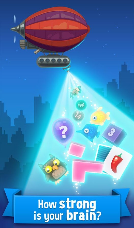 Dr. Newton The Brain Adventure - screenshot