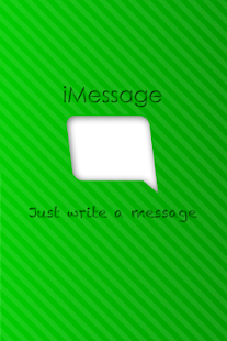 iMessage - screenshot thumbnail