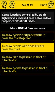 AA Theory Test for Car Drivers- screenshot thumbnail