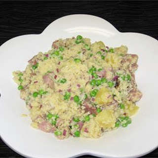 Ham and Pineapple Couscous Salad.