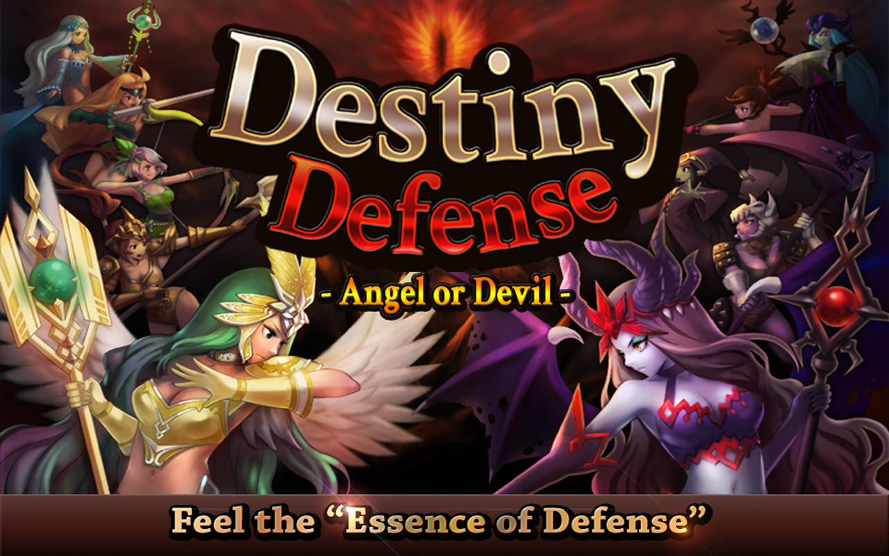 Defense Angel or Devil - screenshot