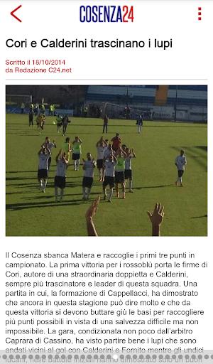 Cosenza24
